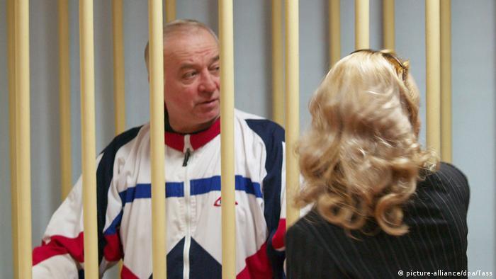 Sergei Skripal (picture-alliance/dpa/Tass)