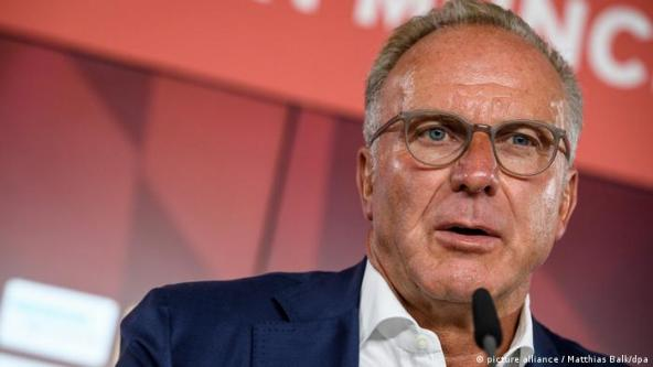 Bayern CEO Karl-Heinz Rummenigge renews call for 50+1 rule to be ...