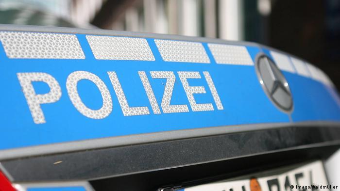 Symbolbild Polizei-Einsatz (Imago/Waldmüller)