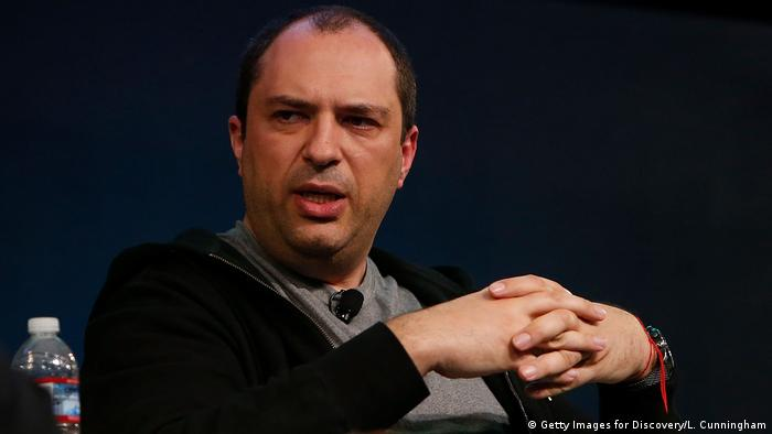 WhatsApp co-founder Jan Koum (Getty Images for Discovery/L. Cunningham)
