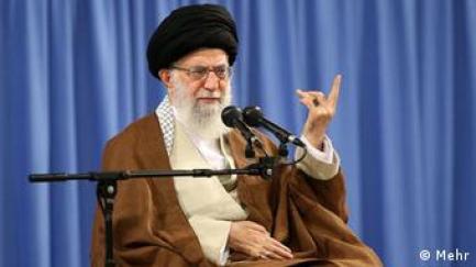 Iran Ali Khamenei (Mehr)