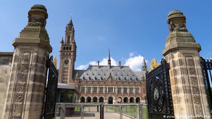 Палац миру в Гаазі є офіційною резиденцією Міжнародного суду ООН та Постійної палати третейського суду