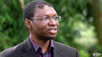 DW eco@africa - Dr. Sunday Ekesi (DW)