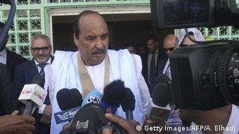 Le scrutin avait valeur de test pour Mohamed Ould Abdel Aziz, à moins d'un an de la présidentielle de mi-2019