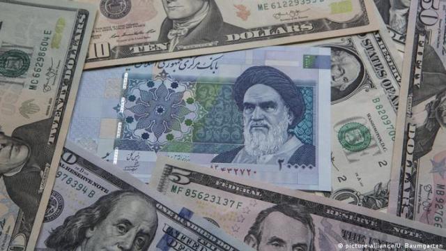 Symbolfoto: Sanktionen der USA gegen den Iran (picture-alliance / U. Baumgarten)