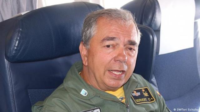 El teniente general Servert teme que los terroristas puedan aprovechar la inestabilidad en la región mediterránea