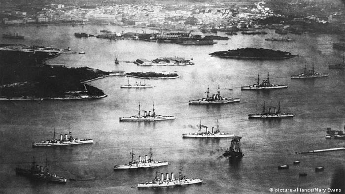 Talijanska flota u Puli