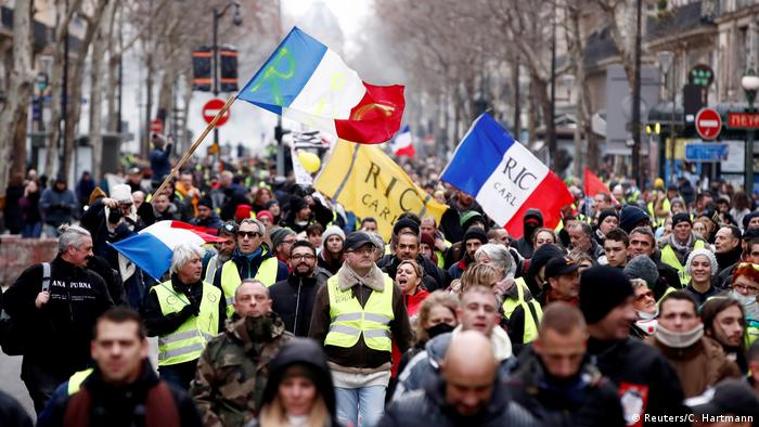 Image result for yellow vests
