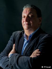 Luis Salamanca Politikwissenschaftler Universidad Central in Caracas