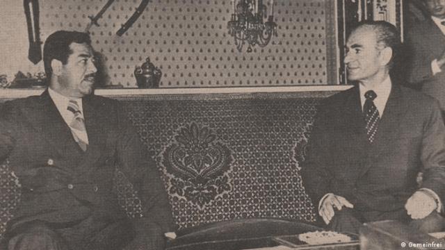 1975 - Abkommen von Algier (Gemeinfrei)
