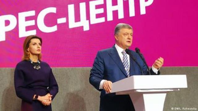 Петро Порошенко визнав поразку в другому турі президентських виборів
