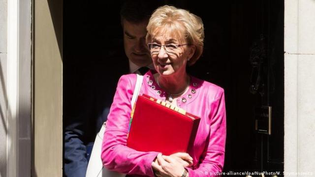 British politician Andrea Leadsom