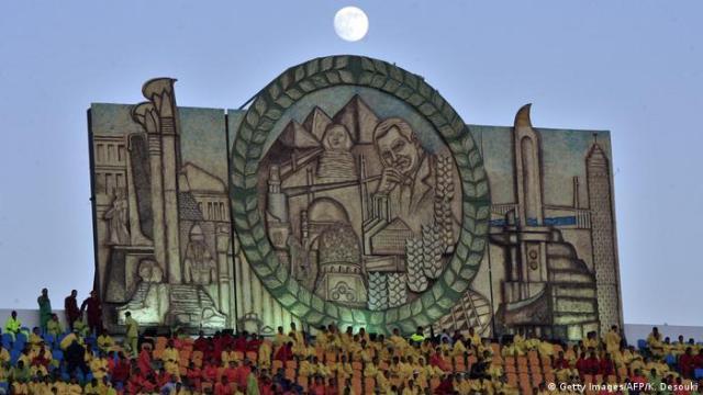 Ismailia Stadion (Getty Images / AFP / K. Desouki)