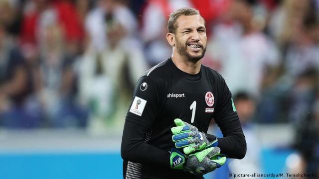 Fußball Nationalspieler Farouk Ben Mustapha (picture-alliance / dpa / M. Tereshchenko)