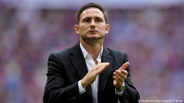 Frank Lampard sustituye a Sarri como entrenador del Chelsea ...