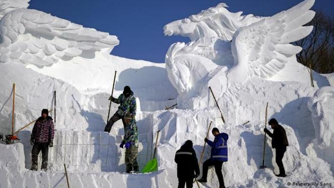 China Harbin Ice & Snow Festival (Reuters / Aly Song)