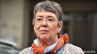 Барбара Шок-Вернер 13 років працювала архітекторкою Кельнського собору