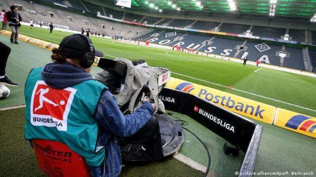 Fußball Übertragung (picture-alliance/dpa/R. Weihrauch)