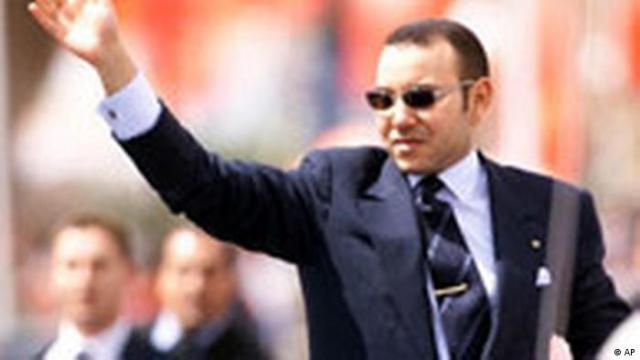König Mohammed VI von Marokko (AP)