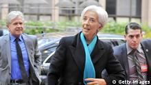Christine Lagarde (Foto: afp)
