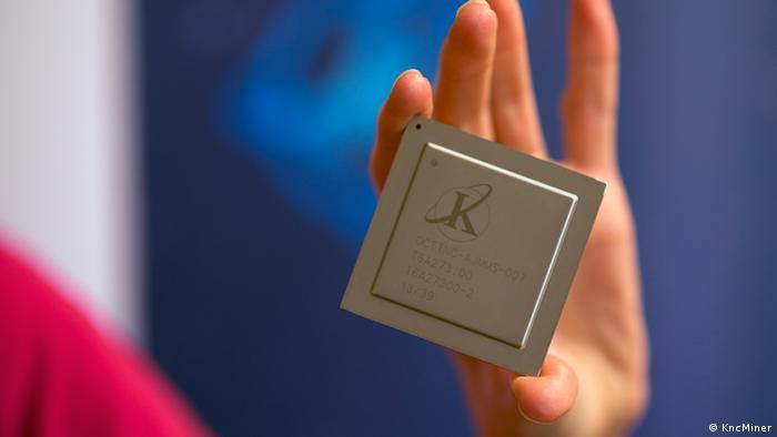 Modelo Neptune de KnCMiner.