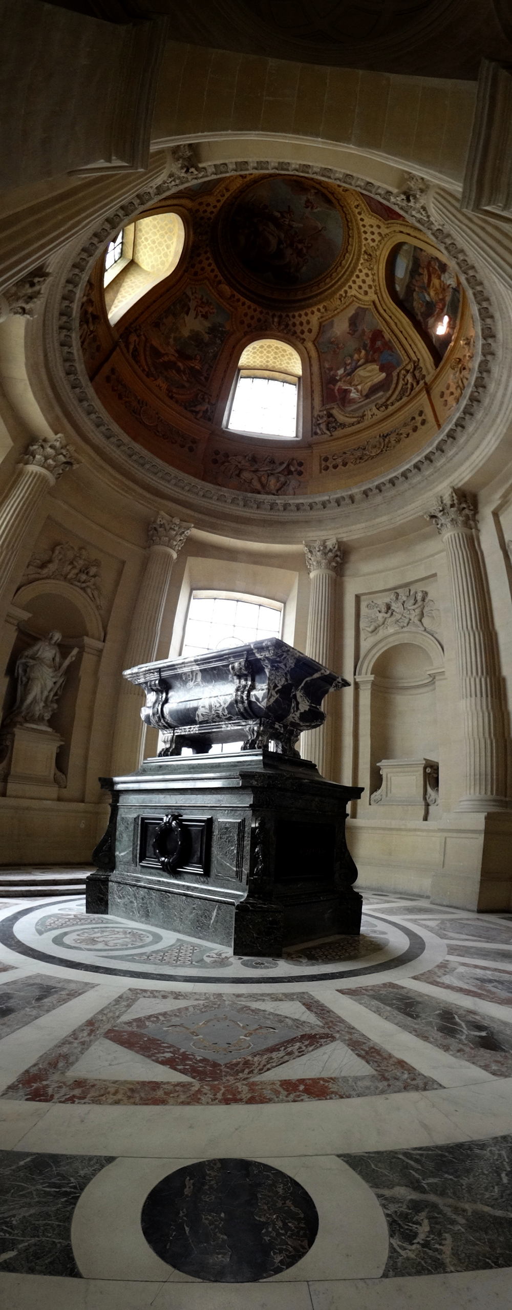 Napoleon's Tomb, Paris.