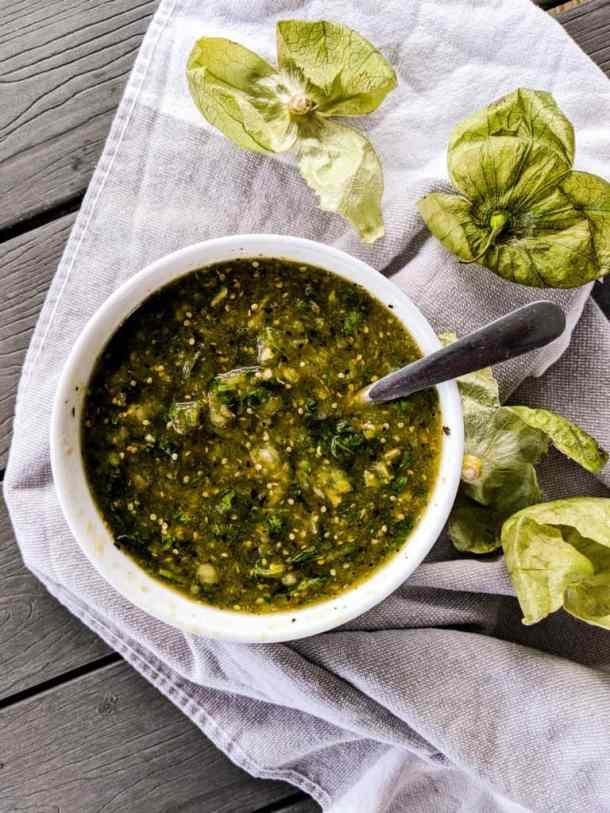 Dwardcooks Salsa Verde