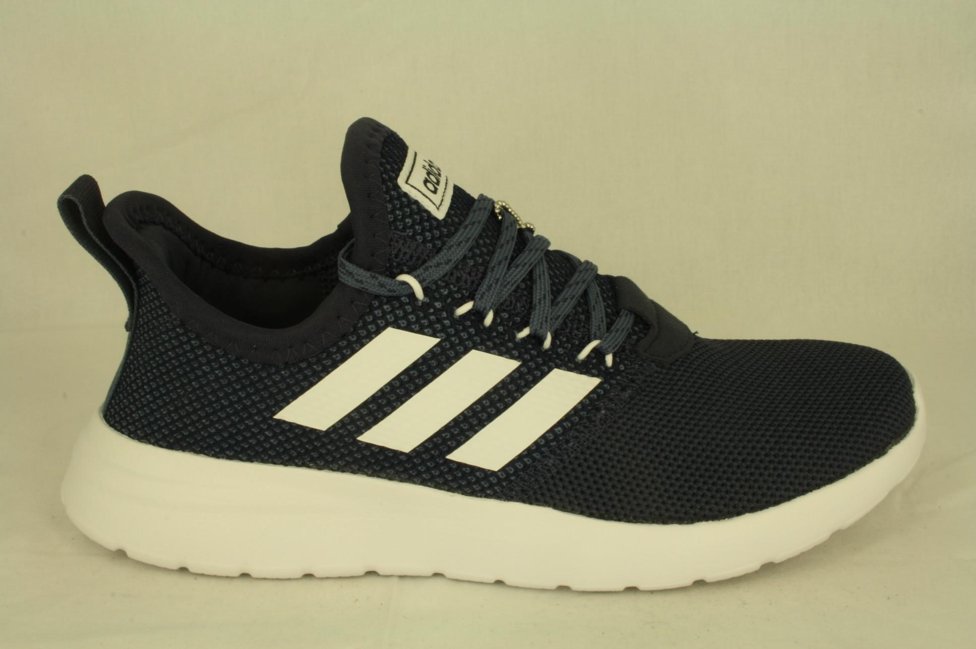 Dwars schoen en sportmode Adidas: Lite Racer RBN, grijsblauw cloudfoam, maat 39,5 tm 44 € 65,00