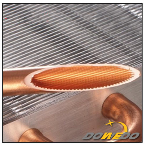 Inner Grooved Air Condition Copper Pipes