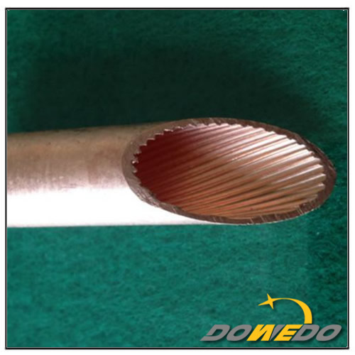 Precision Copper Inner Grooved Tube