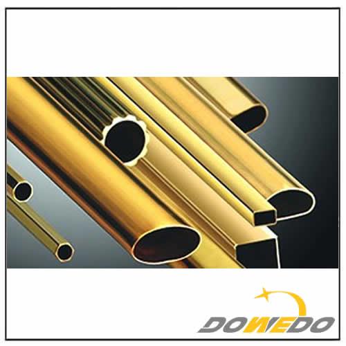 Brass Tubes Extrusion Profile