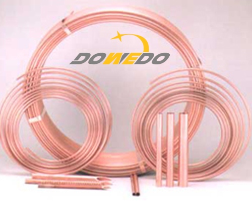 DLP Copper Tubes