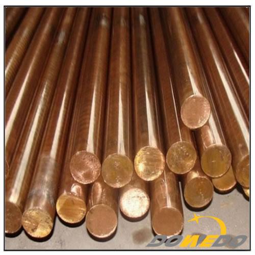 Long Copper Rod