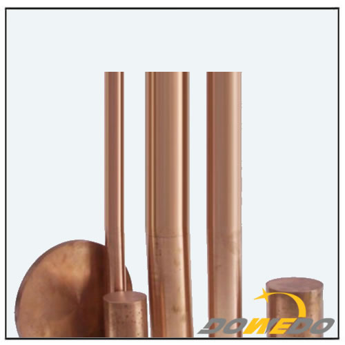 Pure Copper Bars
