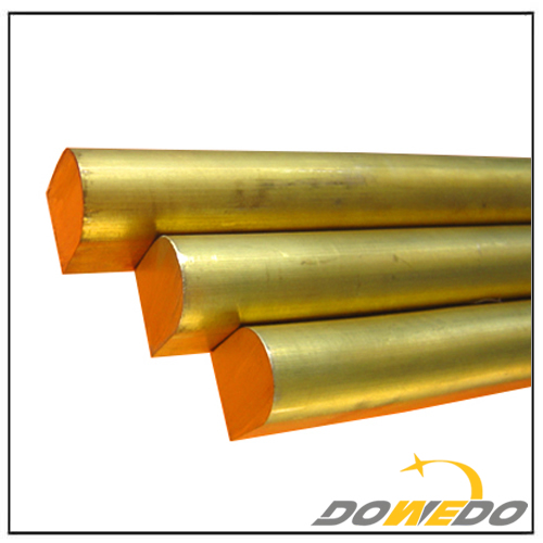 Special Shaped Brass Rods