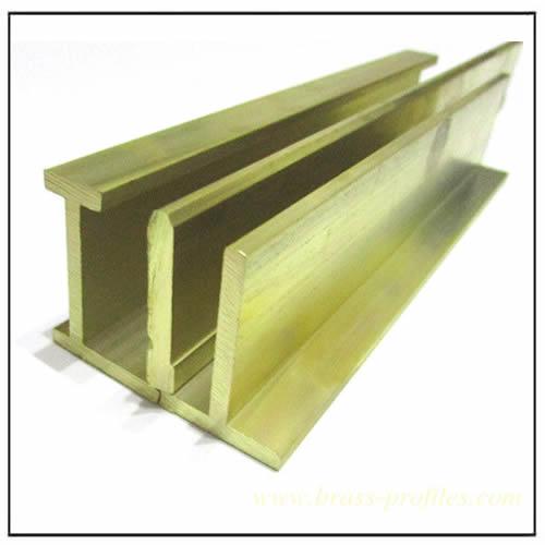 Brass Extruding Door Frame