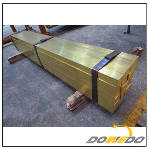 Brass Flat Rectangular Rod