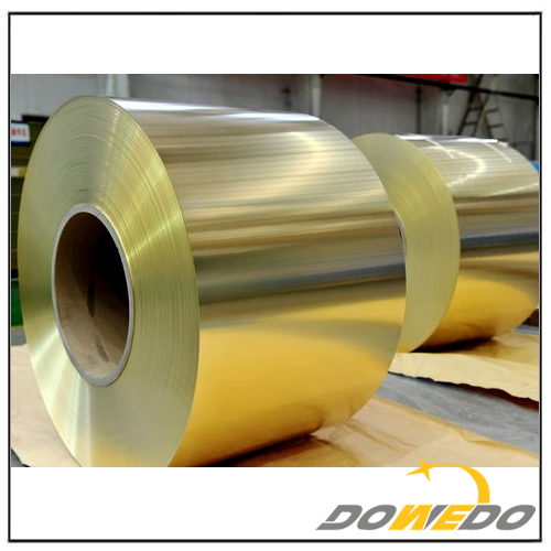 Brass Sheet Roll