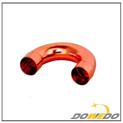 180˚ Elbow Copper Fitting