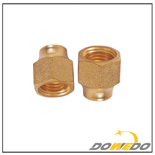 Brass Flare Nuts Forged Flare Nuts