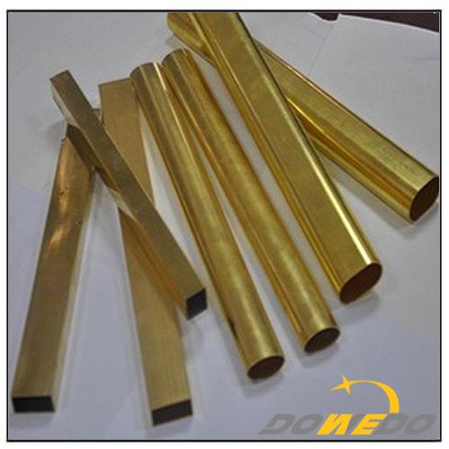 High Strength Brass Tubing