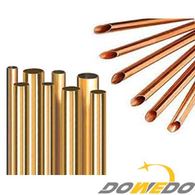 Copper Heat Exchanger Tubing