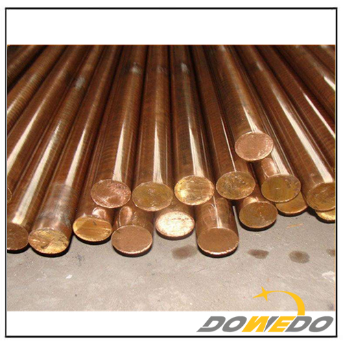 Standard Copper Bars Cylinders