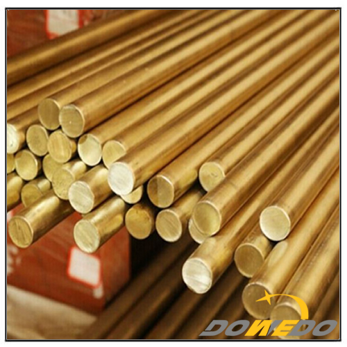 Straight Solid Brass Rods