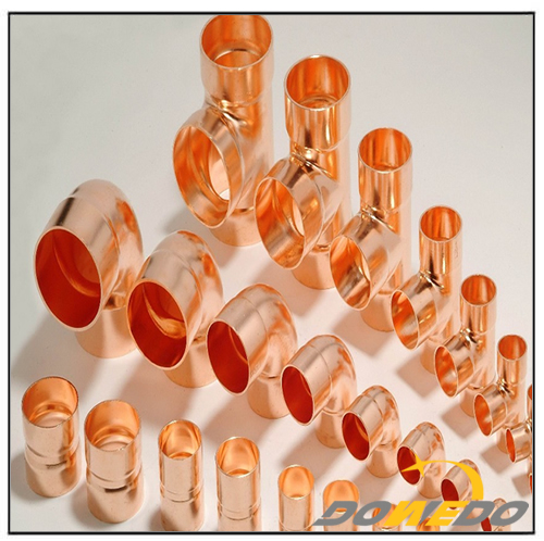 Copper Fittings Supplier - Brass Tubes, Copper Pipes