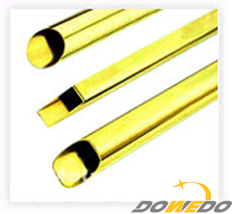 AD Brass Tubes