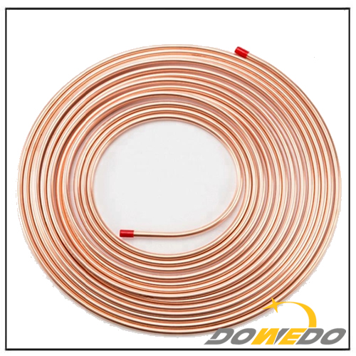 C1100 T2 Seamless Copper Coil