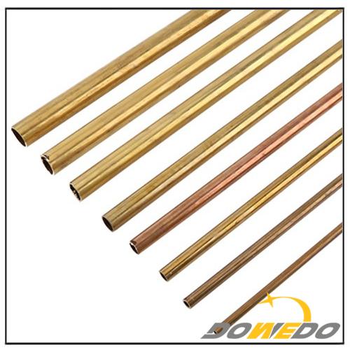 Brass Model Tubing