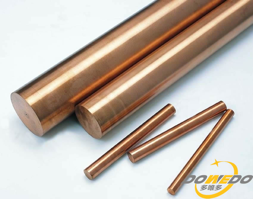Hot Forging Brass Copper Alloy Bar