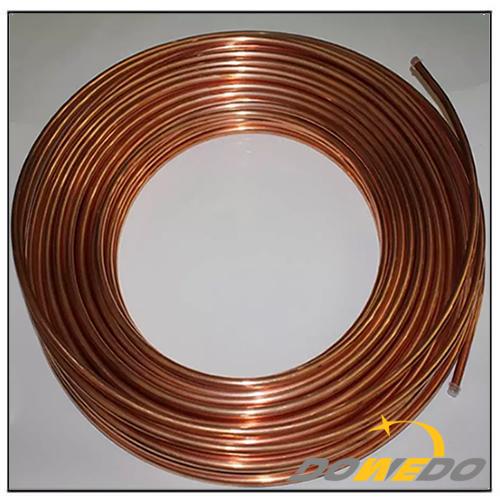 Seamless Pancake Coil Copper Tube